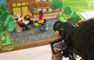 "Jóvenes de Monte Patria aprenden técnicas en Taller de Animación ""LudoFrames"""