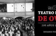 Libro que narra la historia del viejo y querido Teatro Nacional será presentado el martes 13