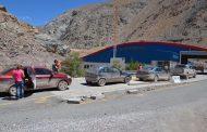 Turismo en la región: Casi 74 mil visitantes han circulado por el paso de Agua Negra
