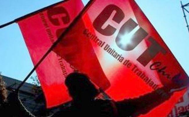 CUT llama a paralización activa mañana jueves 8 de noviembre