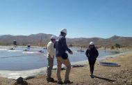 Región: Avanza proceso de modernización de planta de aguas servidas en Andacollo