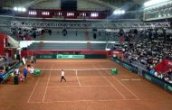 Ovallinos comienzan a vivir la fiesta de la Copa Davis, en San Juan, Argentina