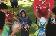 Niños ovallinos aprenderán Rugby: comienzan entrenamientos
