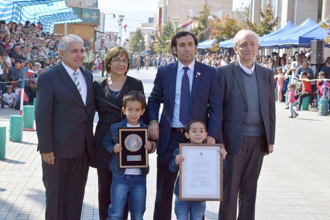 El emocionante reconocimiento a diez ciudadanos distinguidos