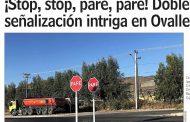 """Ovalle es noticia nacional con discos pare """"siameses"""""""