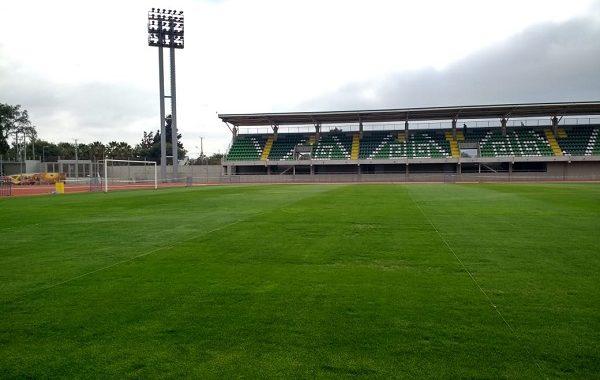 Otro hito histórico del deporte ovallino: la inauguración del Estadio Diaguita