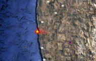 Fuerte sismo con epicentro en Punitaqui levanta al Limarí