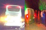 Basquetbolistas de Antofagasta se extraviaron en la noche en ruta de Combarbalá