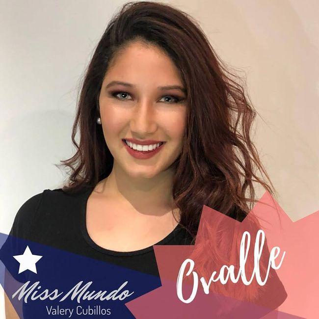 Una ovallina entre las 22 postulantes a la corona de Miss Mundo Chile 2018
