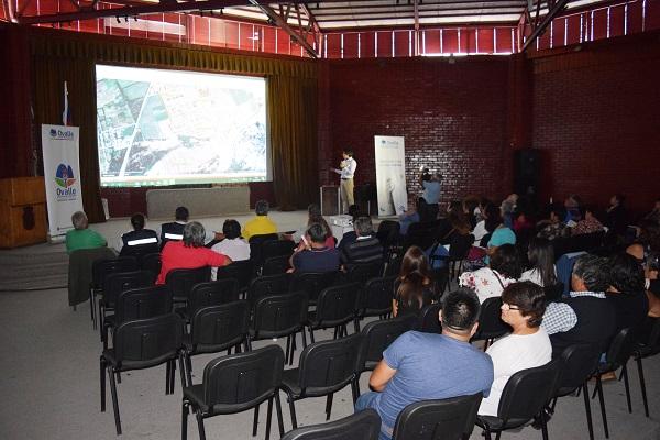 Invitan a ovallinos a ser parte de jornada del comité ambiental comunal