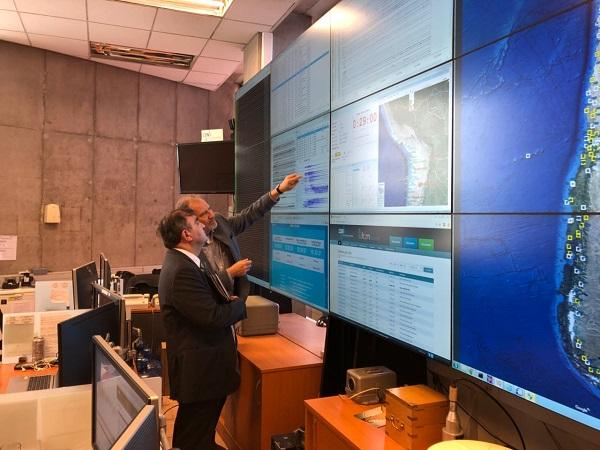 Punitaqui y Centro Sismológico Nacional generan acuerdo para entregar capacitaciones a la comunidad