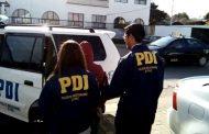 Policía de Investigaciones detiene a 44 personas durante abril