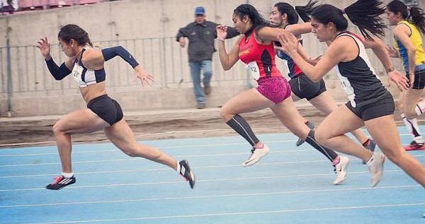 Atleta ovallina se prepara para competencias internacionales