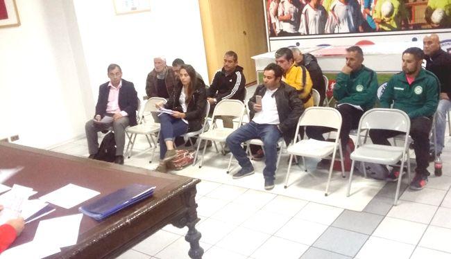 Deportivo Ovalle debuta este domingo en torneo de Novatos