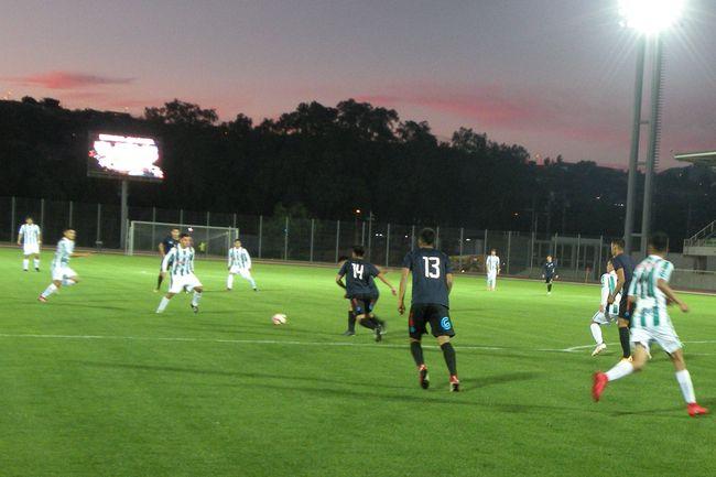 No pudo celebrar Provincial Ovalle en el Estadio Diaguita: 1 x 1