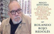 Postularán a conocido escritor ovallino al Premio Nacional de Literatura