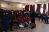 Organizaciones fundamentan oposición a Minera Dominga ante actores políticos de la región
