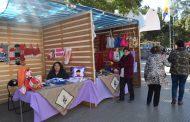 Hoy sábado continúa Feria de Emprendedores en la Plaza de Armas de Ovalle