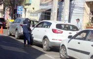 Bomberos trabajan para reducir los porcentajes de evasión en cobro de estacionamientos
