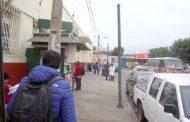 """Calle posterior del Mercado Municipal es una """"boca de lobo"""""""