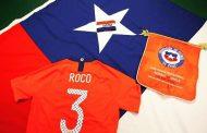 Ovallino destaca como capitán de la selección chilena