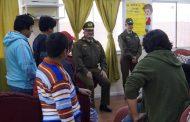 Jefe de la IV Zona de Carabineros realizó visita inspectiva en Limarí