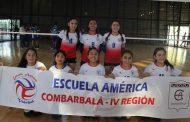 Escuela de Combarbalá representará a Limarí en regional de Voleibol