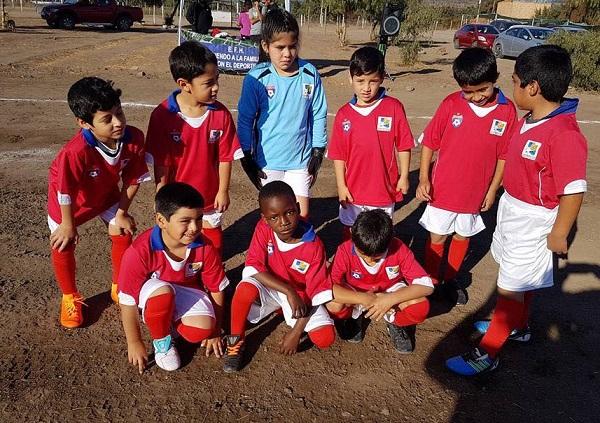 Liga Limarí: El campeonato infantil autogestionado de fútbol que recorre la provincia