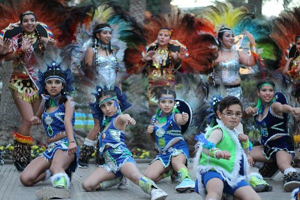 Gran celebración de año nuevo indígena en Ovalle