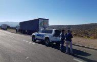 Investigan robo a camión en Socos