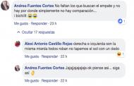 Lectora denuncia a ex concejal de Monte Patria por insultos machistas en la WEB