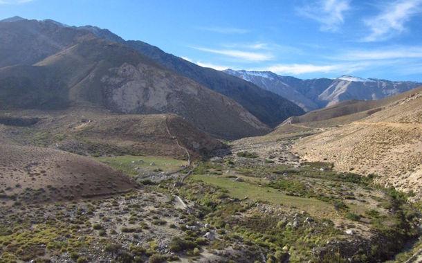 Valle del Rio Grande del Limarí lanza su temporada de turismo invernal