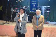 Club de adultos mayores Rosario del Carmen de Cerrillos de Tamaya apagó dos velitas