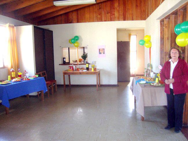 """Después de 25 años la Junta de Vecinos """"Pantanal"""" tiene sede en la que trabajar"""