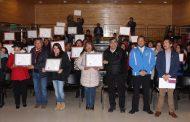 78 punitaquinos se certificaron gracias a programa estatal