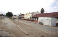 ¿Qué sucede con la calle recinto estación?