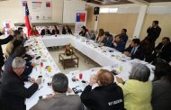 FotoNoticia: Gabinete regional sesiona en Ovalle