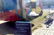 Bitácora de un bibliomóvil: Afortunados de descubrir no lectores