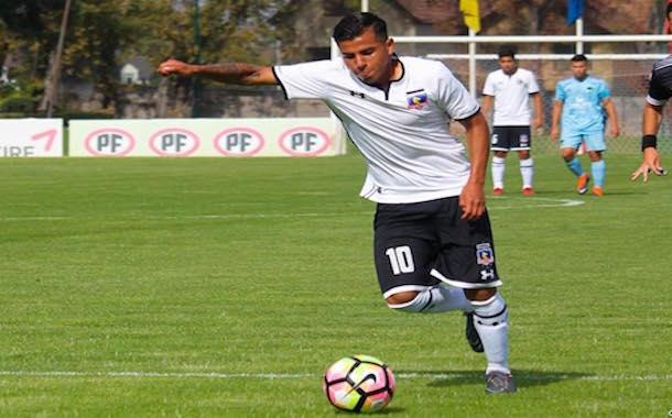 José Matías Aguilera: el combarbalino que la rompió en su debut como titular en Colo Colo
