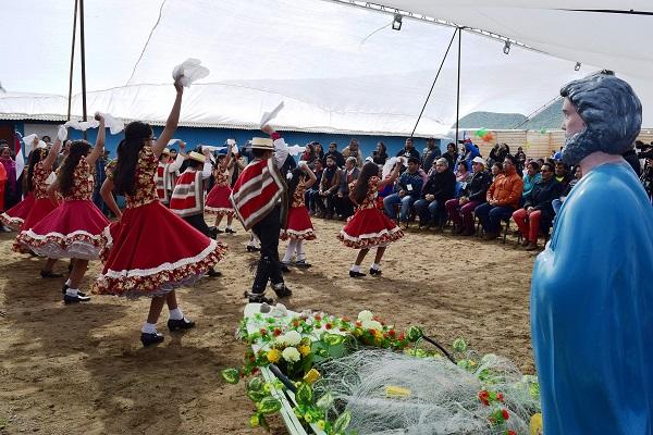 Este sábado se celebra Fiesta de San Pedro en Ovalle