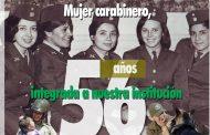 Carabineros celebran día de integración de las mujeres a la institución