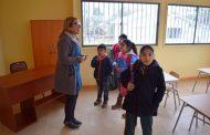 Escuela ecológica de Pejerreyes retoma las clases