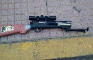 Región: Arma de juguete genera falsa alarma y moviliza a Grupo de Operaciones Especiales
