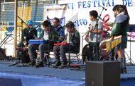 "En Los Leíces celebran festival musical ""Yo vivo sin drogas"""