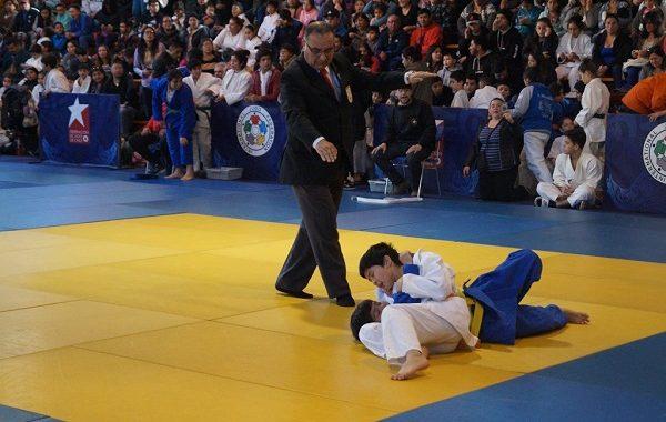Región de Coquimbo es sede del Torneo  de Judo más grande del país