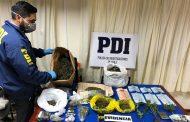 Ovalle: Incautan droga en domicilio de población Mirador del Limarí