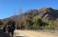 Destacan jornadas de trekking fotográfico en Monte Patria