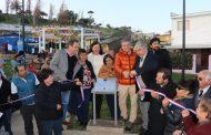 Inauguran nuevas plazas en Ovalle