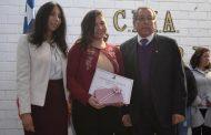 Reconocen rendimiento académico de 22 jóvenes y adultos estudiantes del CEIA Limarí