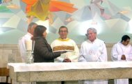 Con una Misa Solemne parroquia El Divino Salvador celebró sus 60 años